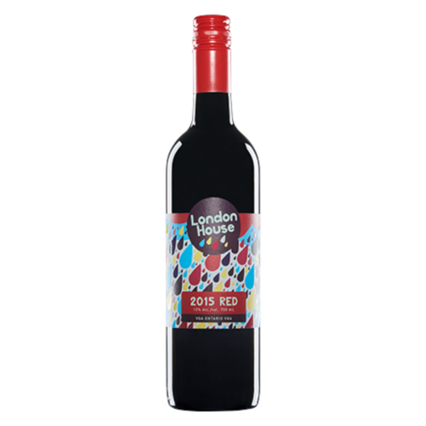 2015 London House Red