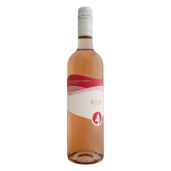 Sprucewood Shores Estate Winery 2019 Rosé
