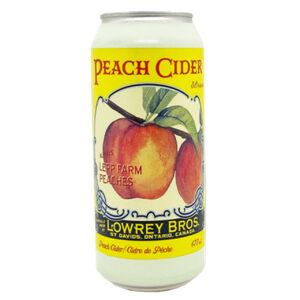Lowrey Peach Cider